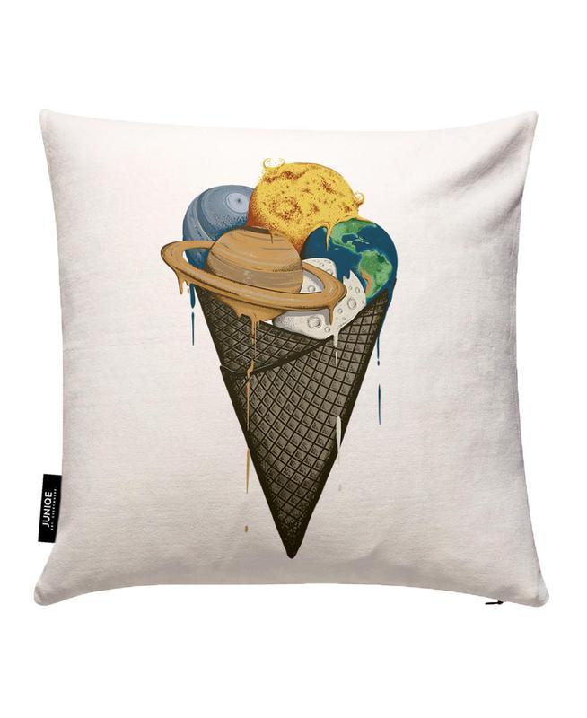 Galactic Ice Cushion Cover