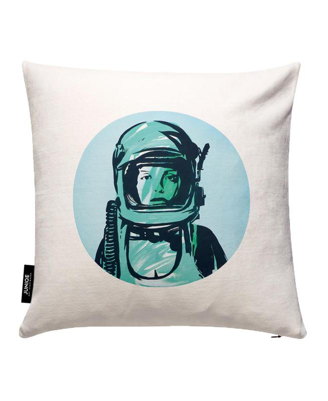 Astronaut Kissenbezug