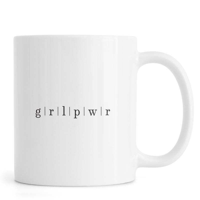 grlpwr -Tasse