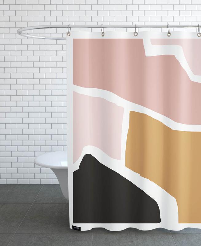 Rheia -Duschvorhang