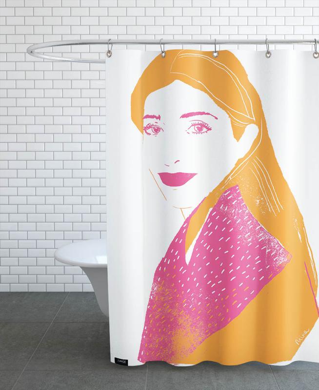 Carolyn Shower Curtain