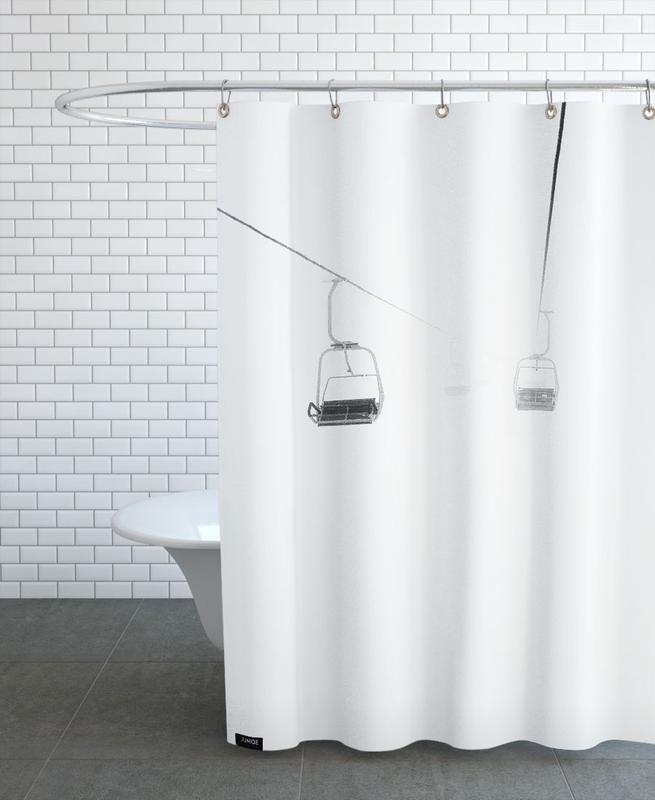 Foggy -Duschvorhang