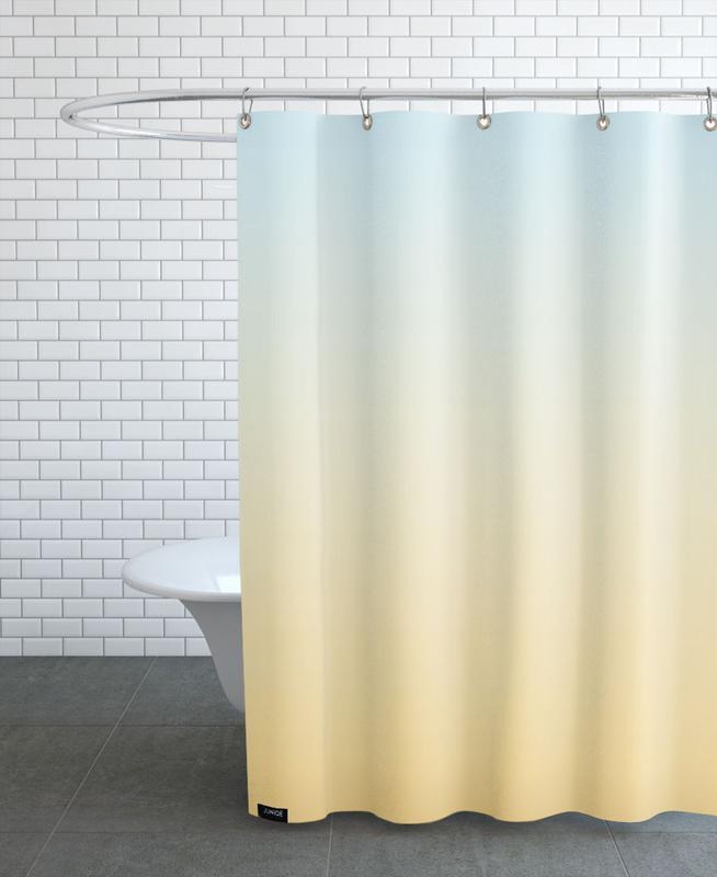 Winter at the Desert Shower Curtain