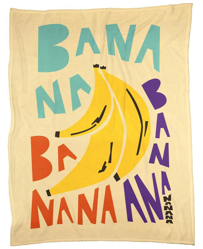 Bana Banana plaid