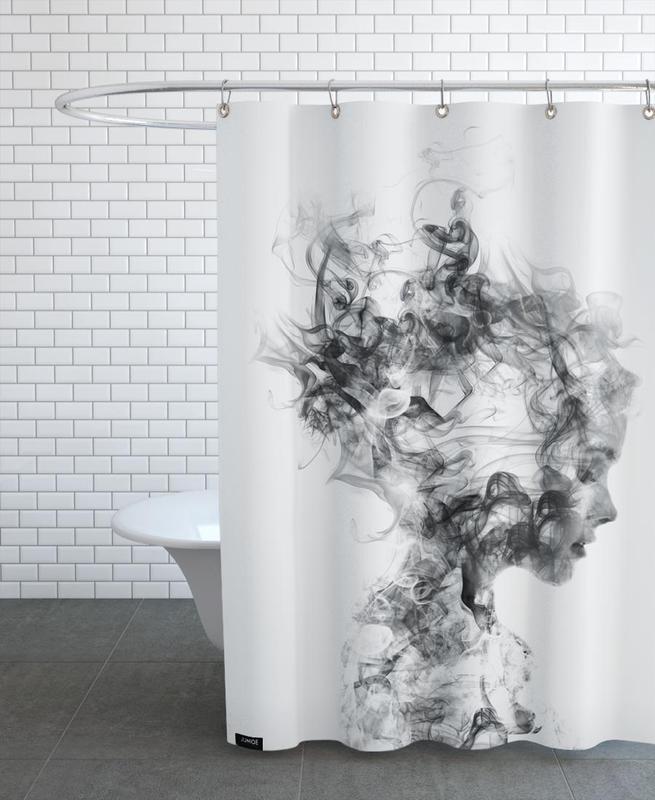 Dissolve Me Shower Curtain