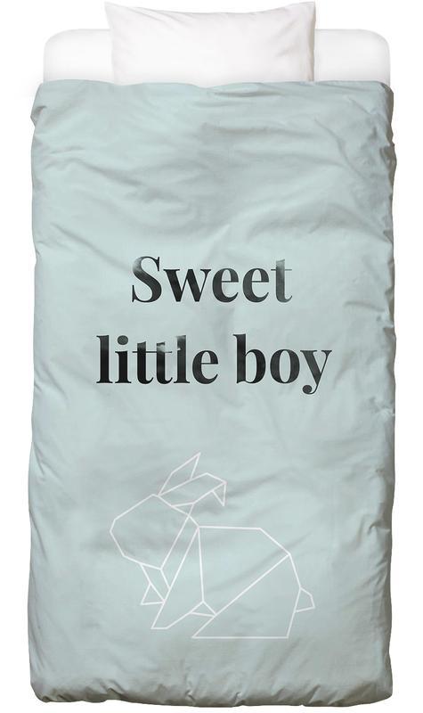 Sweet Little Boy -Kinderbettwäsche