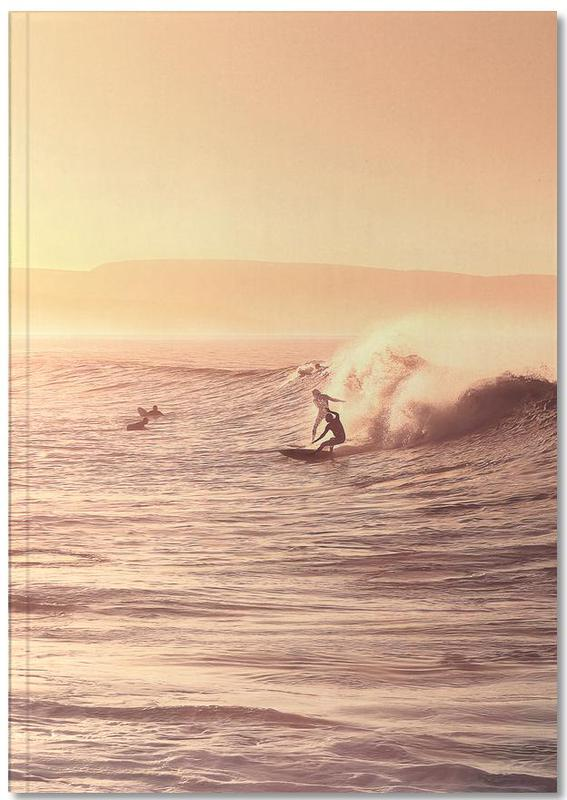 Cut The Wave x Anchor Point Notebook