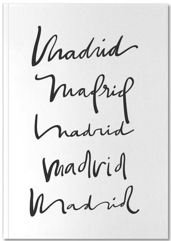Madrid Notebook