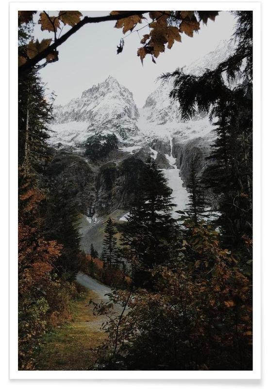 Cascade River RD -Poster