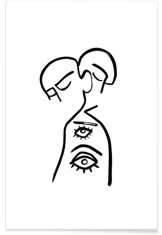 Eye Want You -Poster