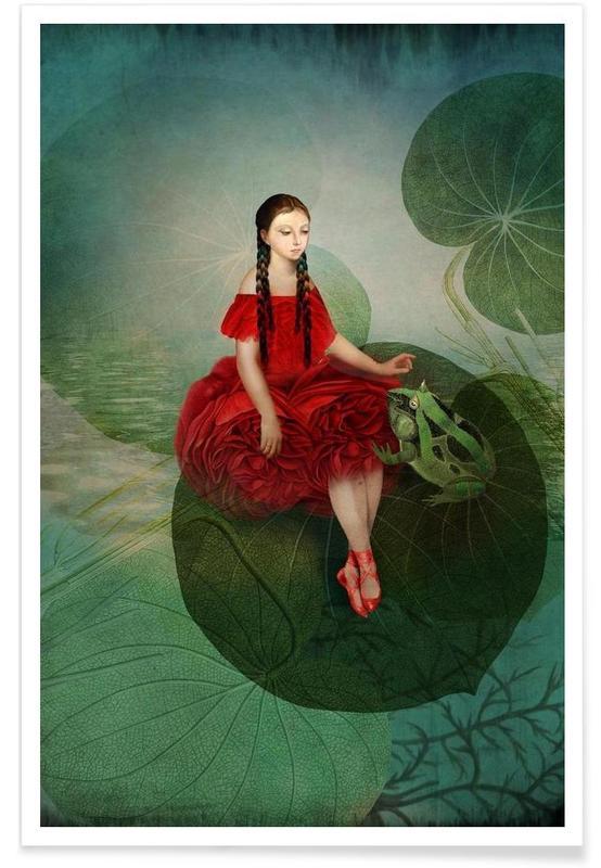 Thumbelina -Poster