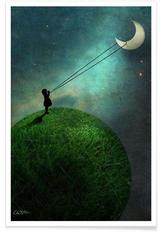 Chasing The Moon affiche