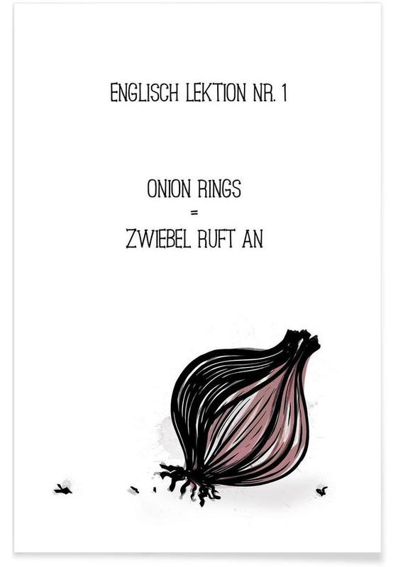 Onion Poster