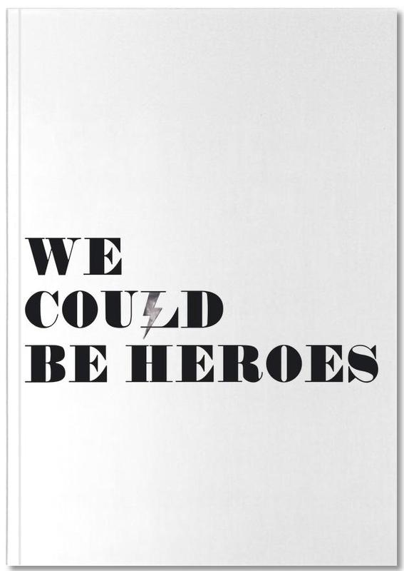 Heroes Notebook