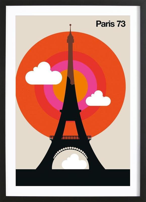 Paris 73 Framed Print