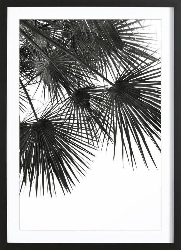 Endless Summer - Wind affiche sous cadre en bois