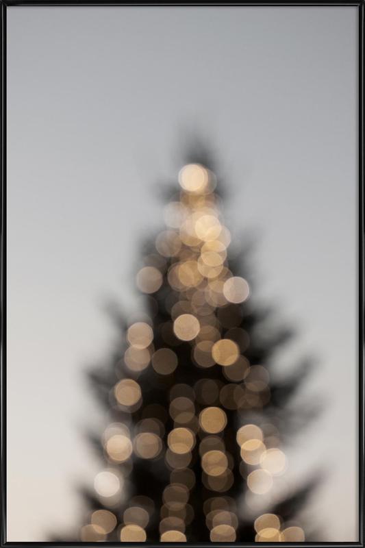 Merry Merry Christmas Framed Poster