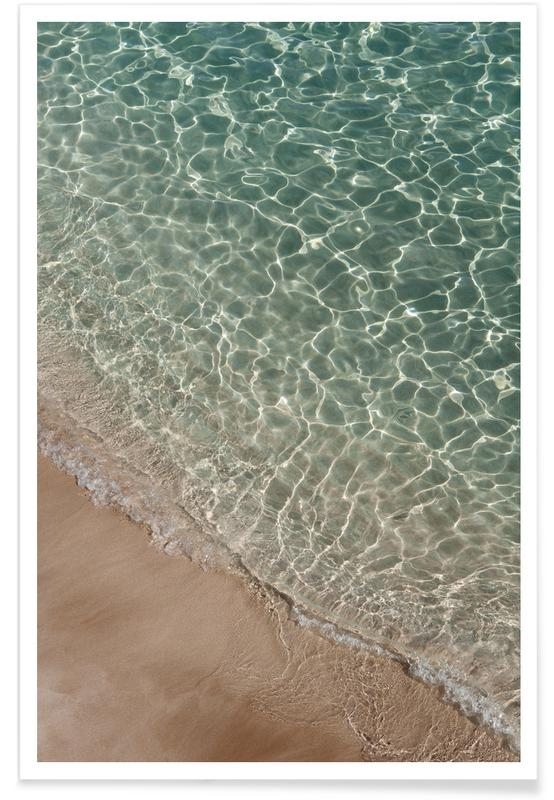 Where Sand and Water Meet affiche