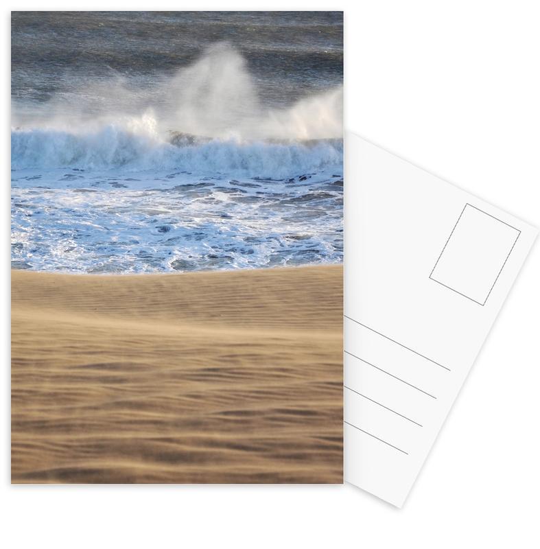 Where Desert Meets Ocean -Postkartenset