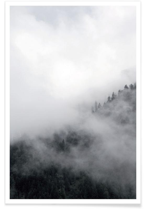Above Clouds -Poster