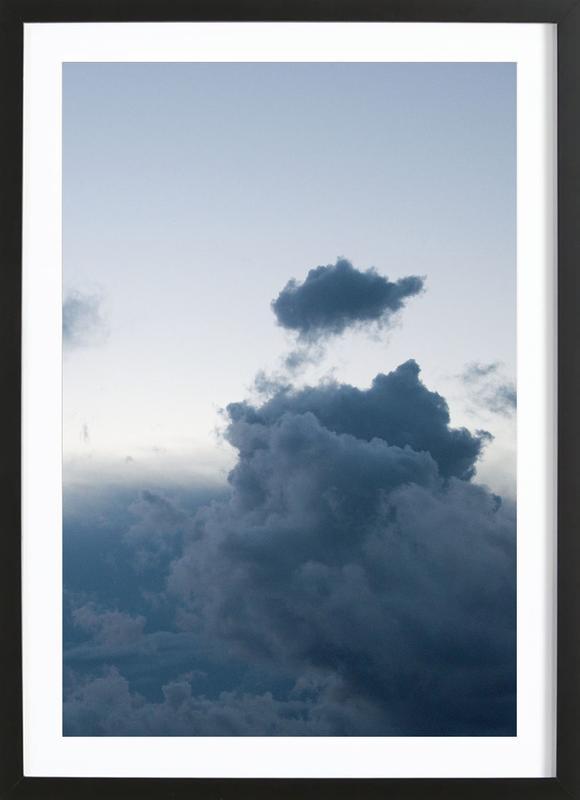 Above 1/2 Framed Print