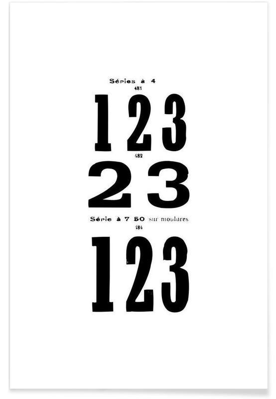 123 affiche