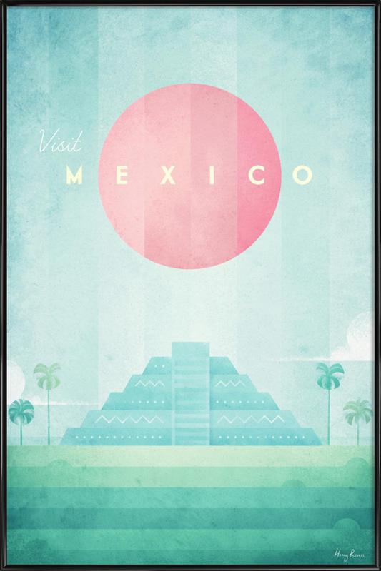 Mexico Framed Poster