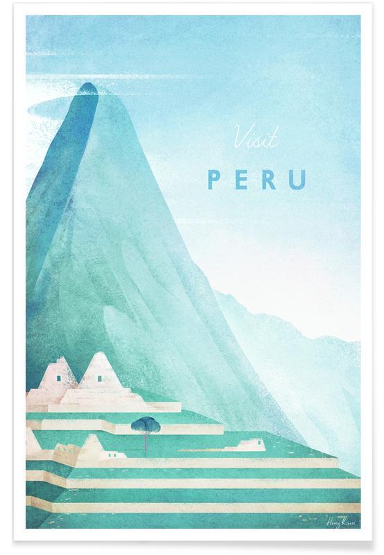Peru affiche