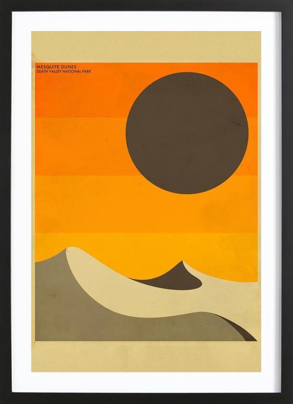 Death Valley National Park Framed Print