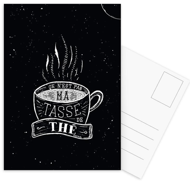 Ma tasse de thé cartes postales
