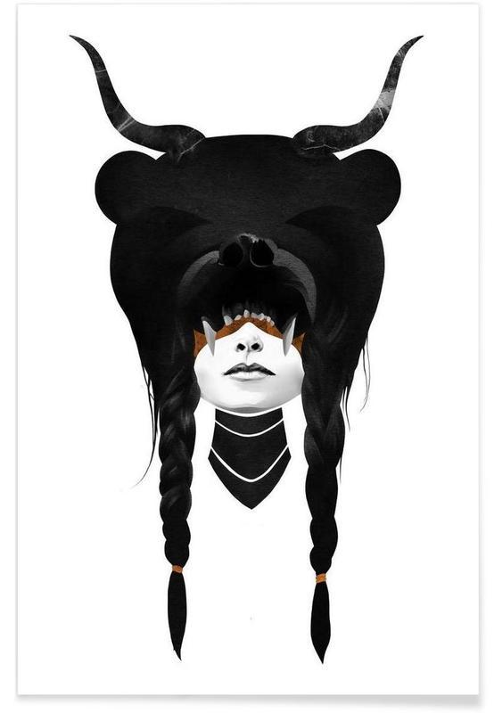 Bear Warrior affiche