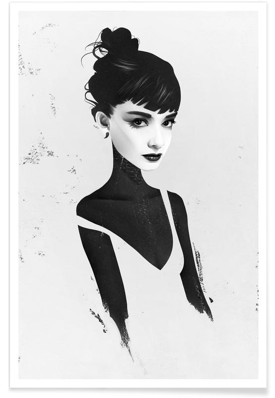Oh, Audrey Poster