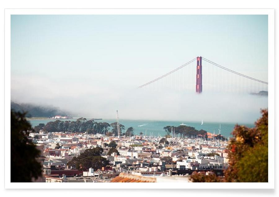 Golden Gate Bridge -Poster