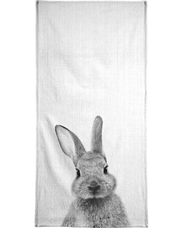 Print 48 serviette de bain