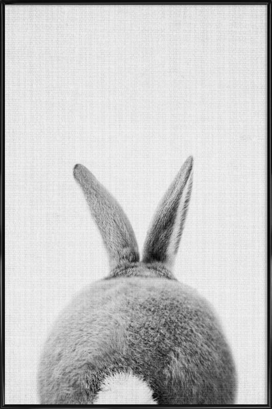 Print 65 -Bild mit Kunststoffrahmen