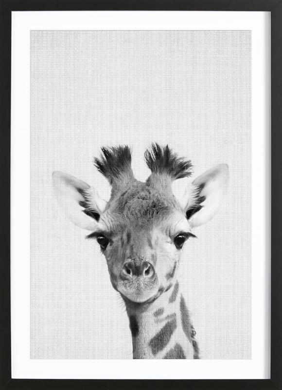 Print 40 Framed Print