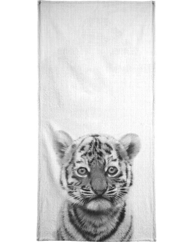 Print 43 serviette de bain