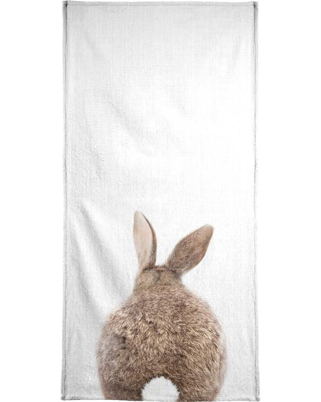Print 317 serviette de bain