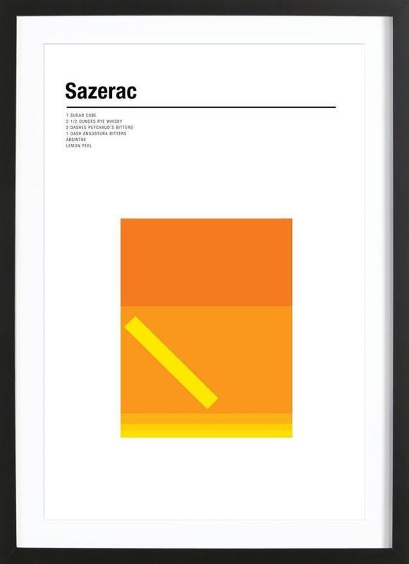 Sazerac Framed Print