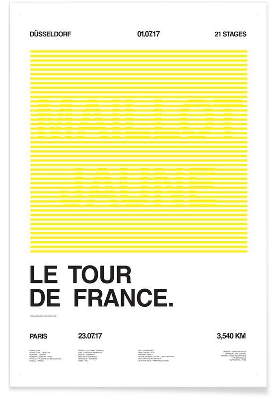 Maillot Jaune Poster