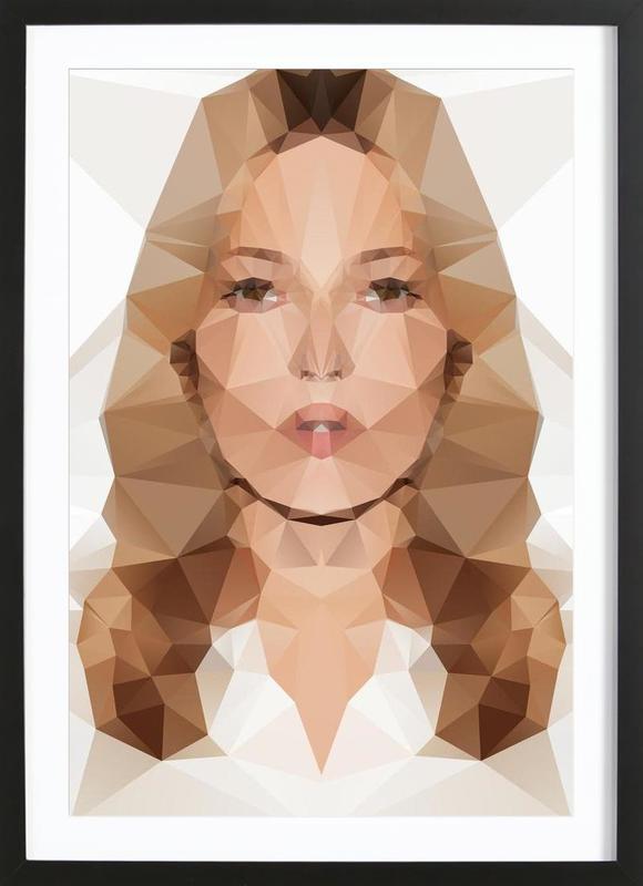 Kate III Framed Print