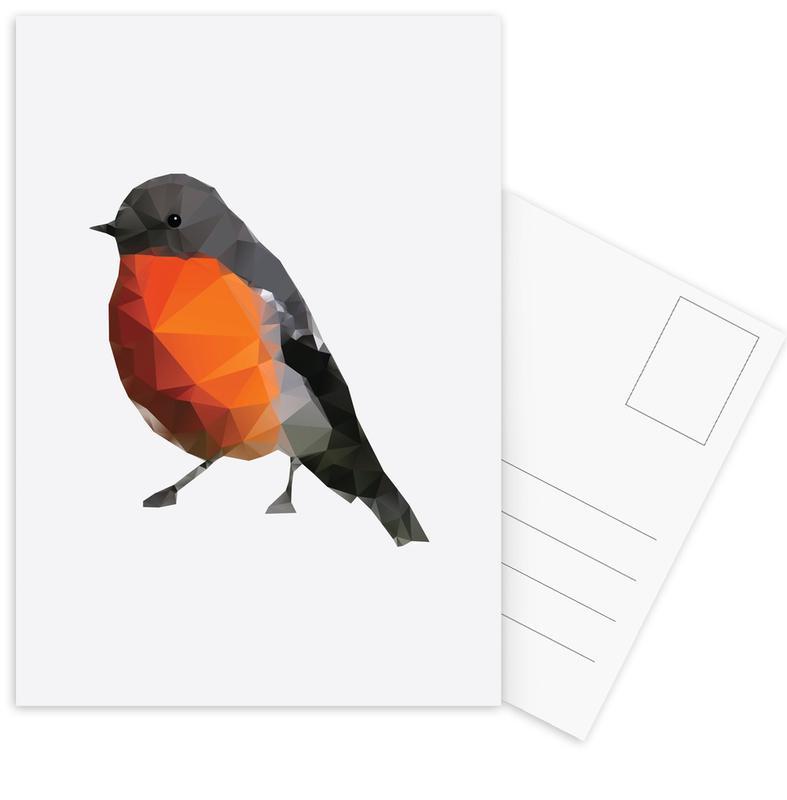 Geo Robin cartes postales