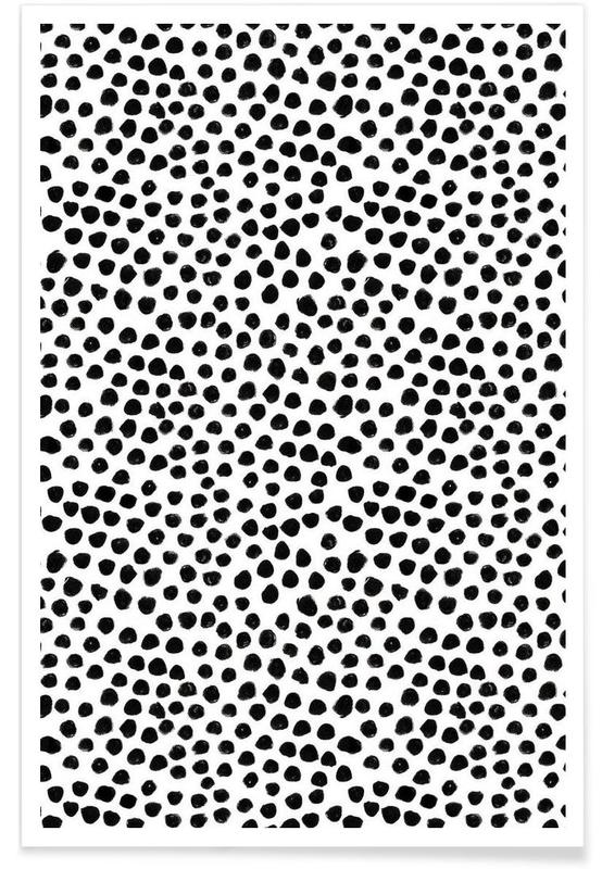 Small Dots Poster