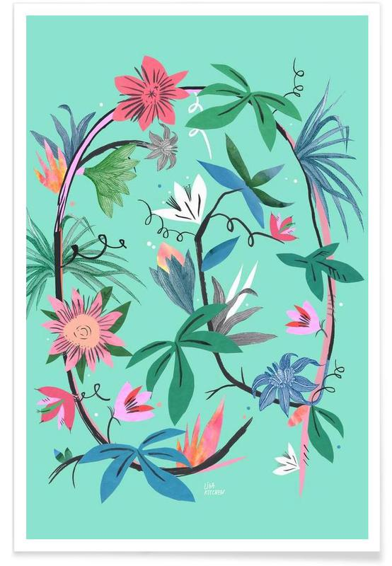 Botanica Passionflower 1 Poster