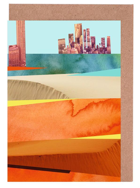 Lost Cities Desert Greeting Card Set