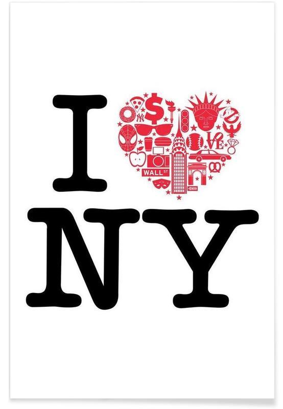 NY affiche