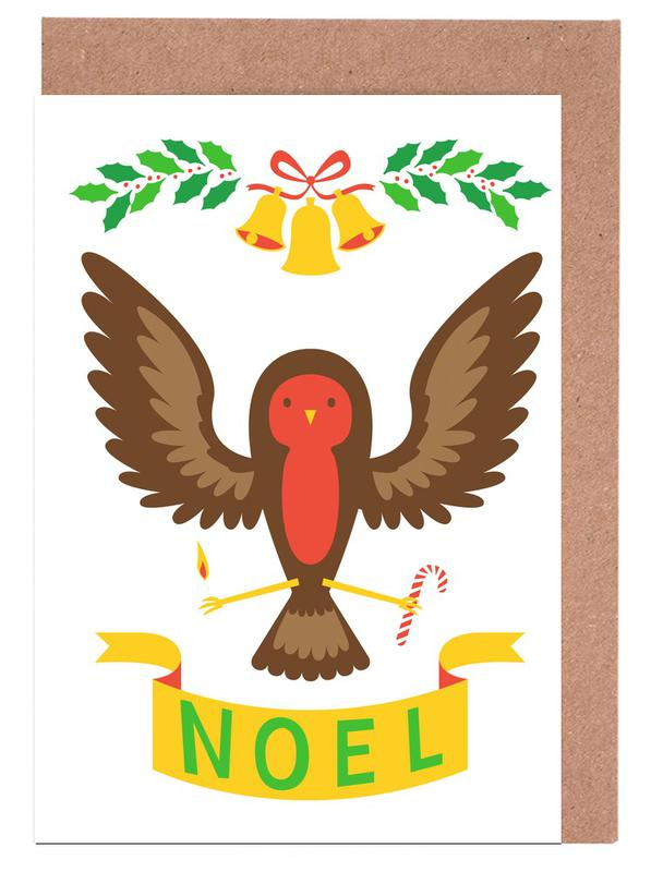 Robin Greeting Card Set