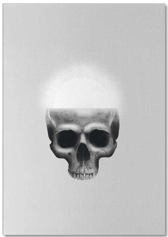Skull Rise -Notizblock