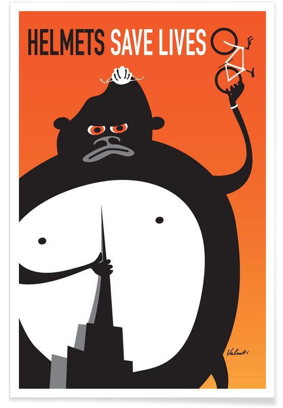 Gorilla -Poster