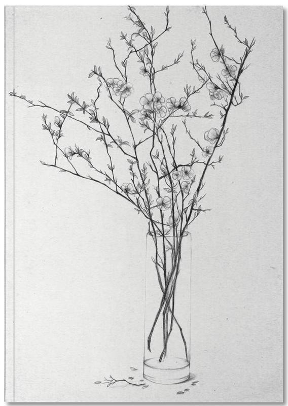 Les Fleurs 2 Notebook